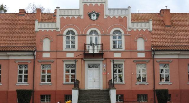 Pałac Przebendowskich i Keyserlingków - siedziba Muzeum Piśmiennictwa i Muzyki Kaszubsko-Pomorskiej w Wejherowie.