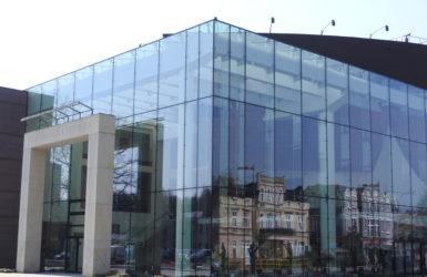 Nowoczesny obiekt Wejherowskiego Centrum Kultury