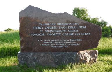 Pomnik W hołdzie Kresowianom
