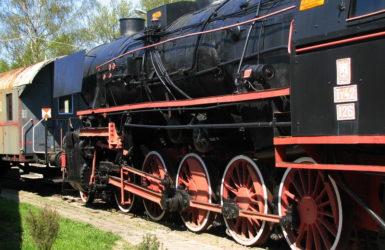 To największa kolekcja kolejowa w północnej Polsce.