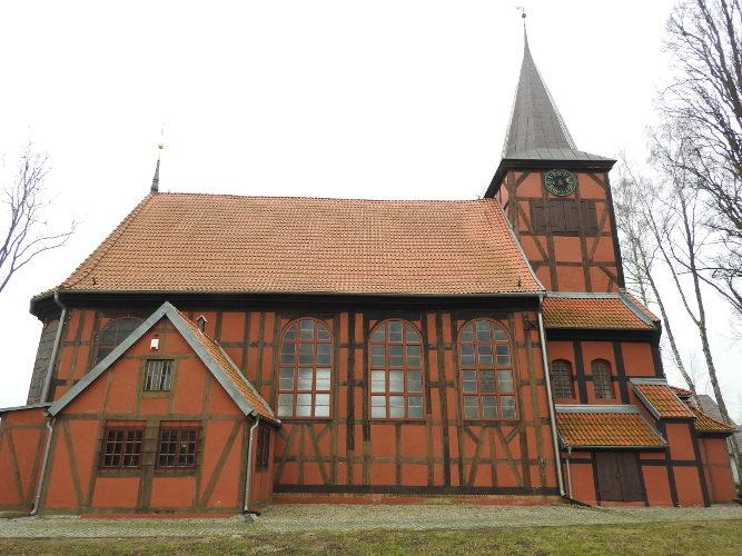 Kościół Matki Bożej Częstochowskiej w Kiezmarku