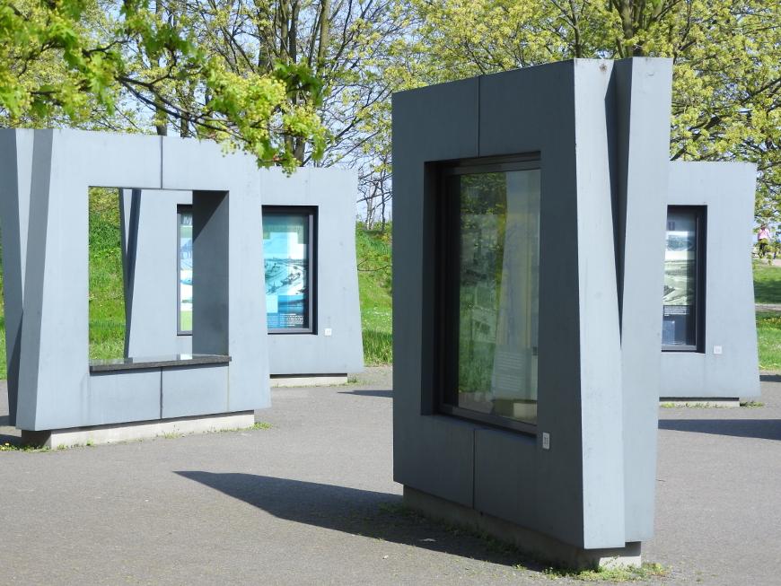 "Wystawa ""Westerplatte. Kurort - Bastion - Symbol""."