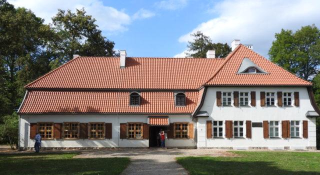 Dworek szlachecki w Będominie - Muzeum Hymnu Narodowego