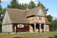 Muzeum - Kaszubski Park Etnograficzny we Wdzydzach Kiszewskich