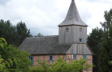 Kościół z Bożegopola Wielkiego.