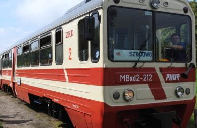 Wagon motorowy Mbxd2