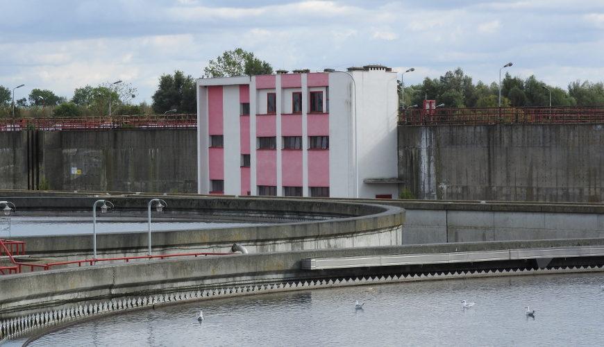 Oczyszczalnia Ścieków Gdańsk-Wschód