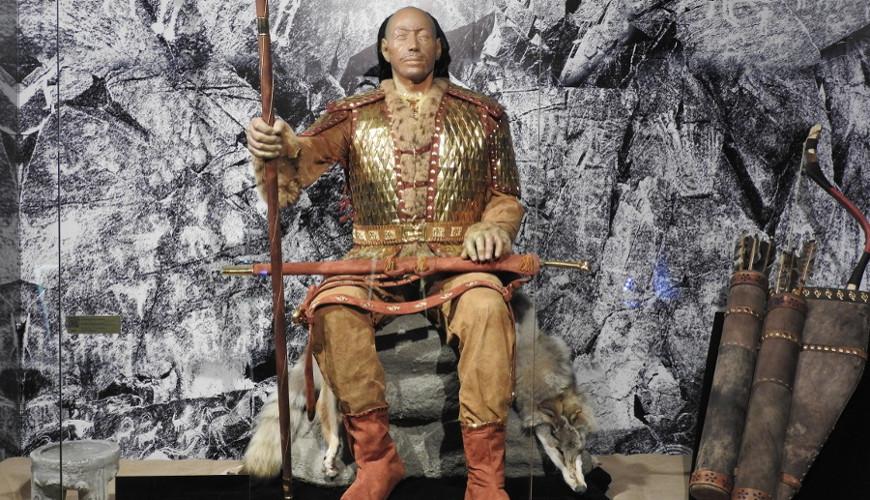 Dziedzictwo Wielkiego Stepu. Wystawa w Galerii Palowej Ratusza Głównego Miasta.