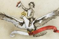 """Wystawa """"Symbole niepodległej"""" w Muzeum Hymnu Narodowego w Będominie"""