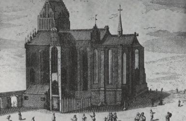Kościół św. Piotra i Pawła według Reinholda Curickego.