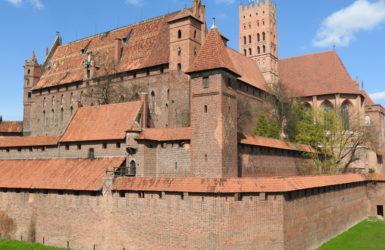 Zamek w Malborku - największa gotycka twierdza na świecie!