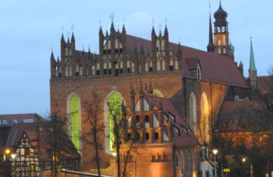 Zespół kościoła św. Trójcy to unikatowy zabytek późnogotyckiej architektury sakralnej.