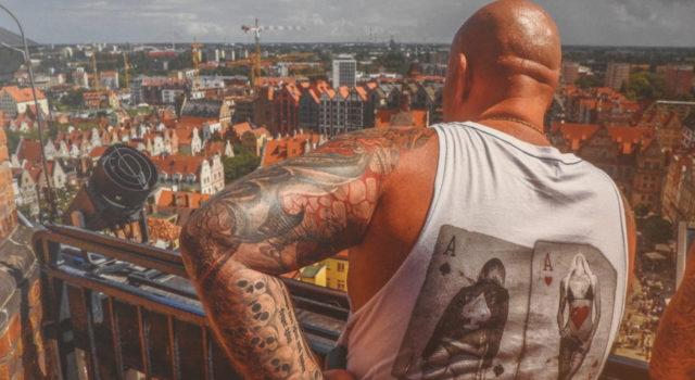 """Zdjęcie z wystawy Wystawa """"Chris Niedenthal. Fotograficzne życie miasta""""."""