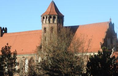 Kościół św. Mikołaja w Gdańsku.