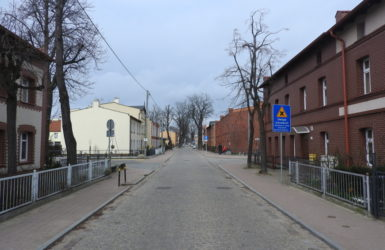 Ulica Starowiejska.