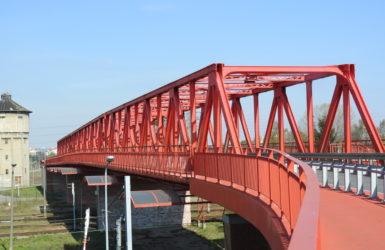 Początkowo planowano rozbiórkę wiaduktu, po remoncie to znak rozpoznawczy letnickiej dzielnicy.