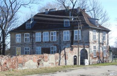 Dwór Olszyński powstał na początku XIX wieku.