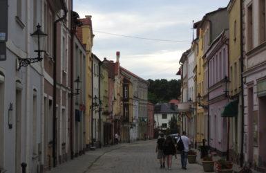 Gniewska uliczka.