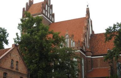 Kościół św. Mikołaja w Gniewie.