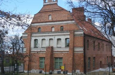 Dawny Szpital Jerozolimski.