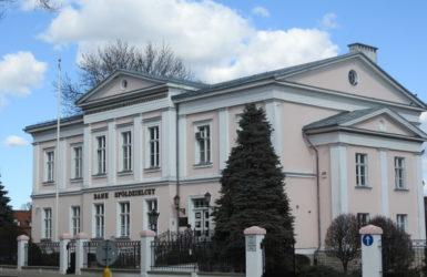 Budynek Banku Spółdzielcego.
