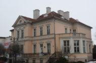 Budynek przy ul. Kosciuszki 54 - siedziba Muzeum Miasta Malborka.