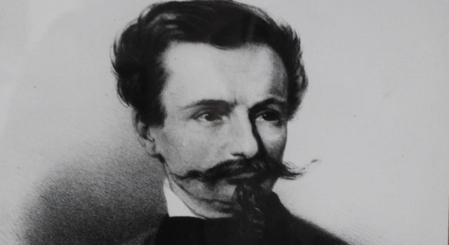 Wincenty Pol - patriota, poeta i pionier nauk geograficznych.