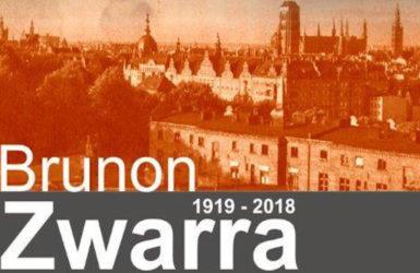 Wystawa Brunon Zwarra (1919-2018). Z archiwum gdańskiego bówki.