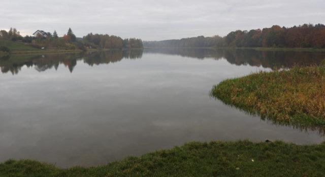 Jezioro Wysockie leży na zachodnich kresach miasta Gdańska.